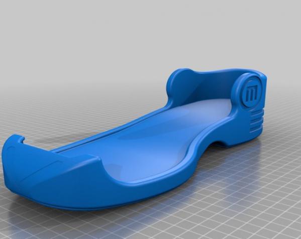 重力鞋 3D模型  图8