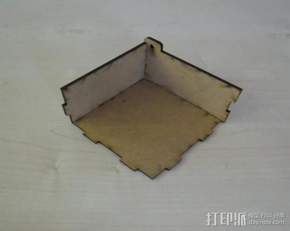 首饰盒 3D模型  图4