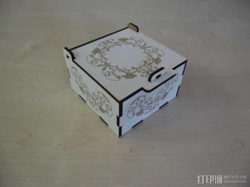 首饰盒 3D模型  图9