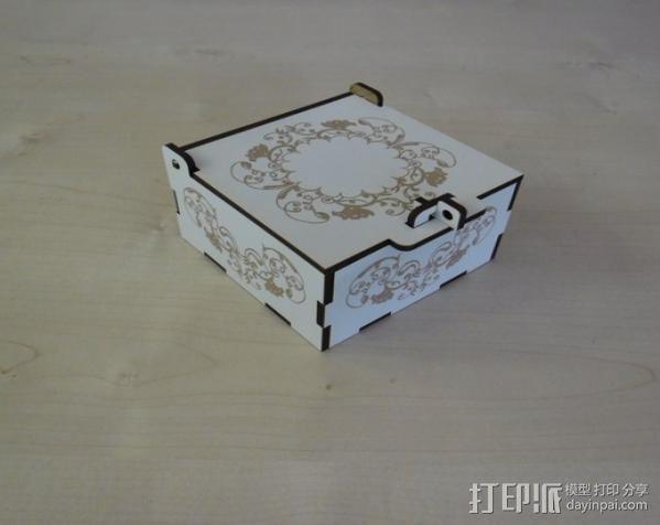 首饰盒 3D模型  图8
