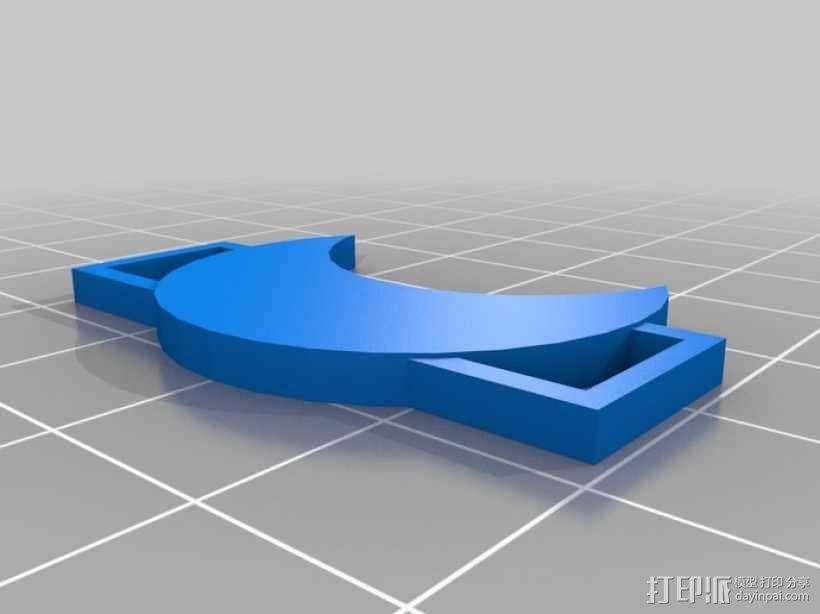 美少女战士 首饰 3D模型  图4