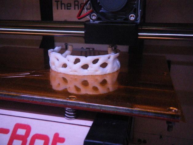 细胞膜 手环 3D模型  图4