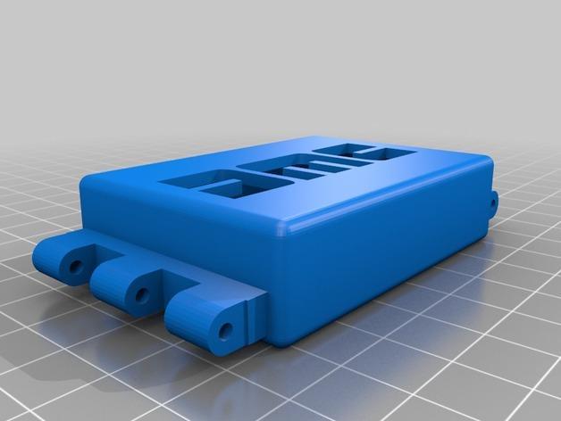DMC皮带 3D模型  图1