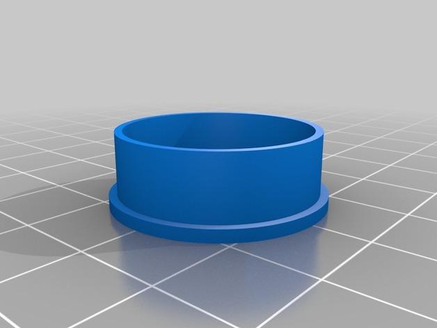 立体几何 戒指 3D模型  图3