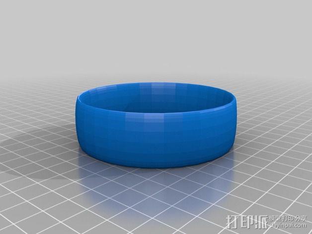 Fantabulous Inari 手镯 3D模型  图2