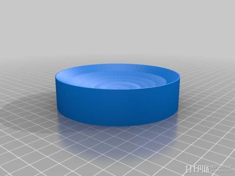 钢铁侠 能量环 3D模型  图1