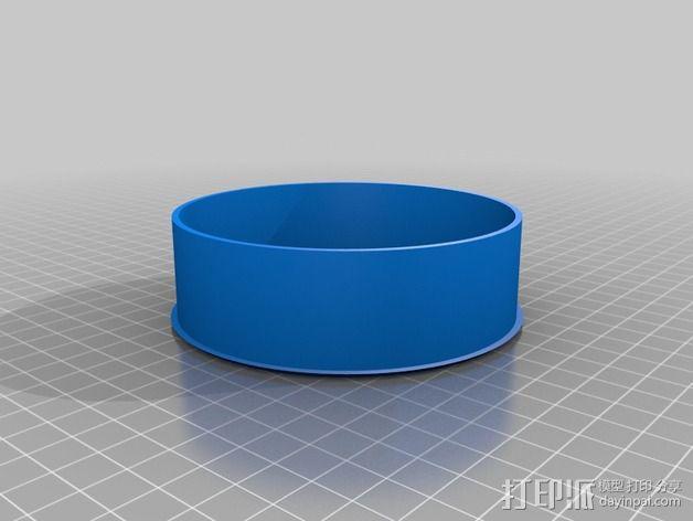 钢铁侠 能量环 3D模型  图2
