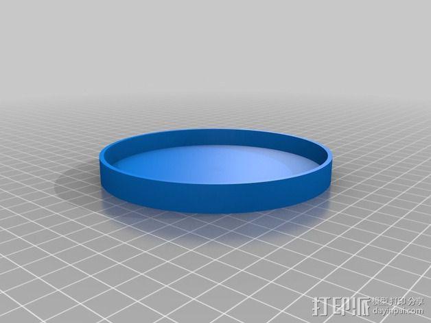 钢铁侠 能量环 3D模型  图3