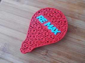 ReMax蜂巢盒子 3D模型