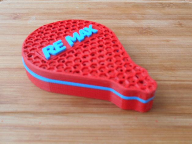 ReMax蜂巢盒子 3D模型  图5