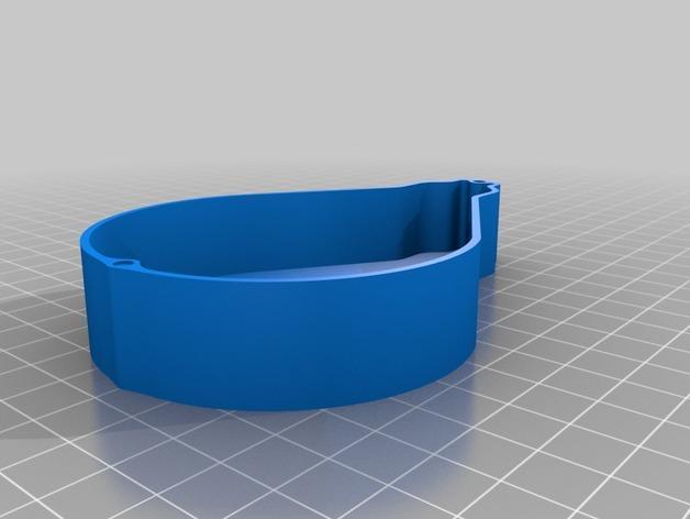 ReMax蜂巢盒子 3D模型  图4