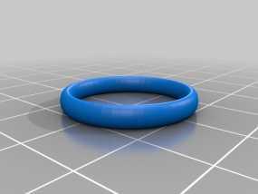 手环 3D模型