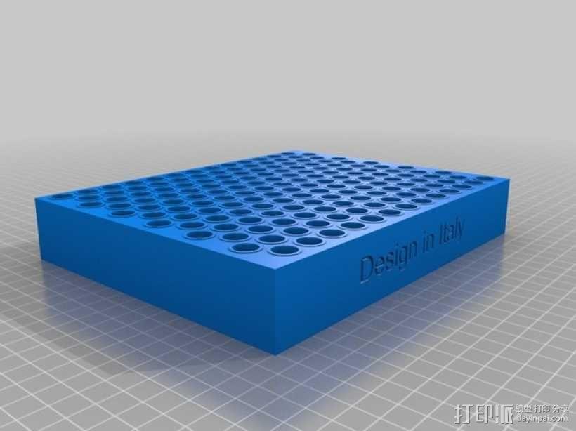 笔架 3D模型  图1