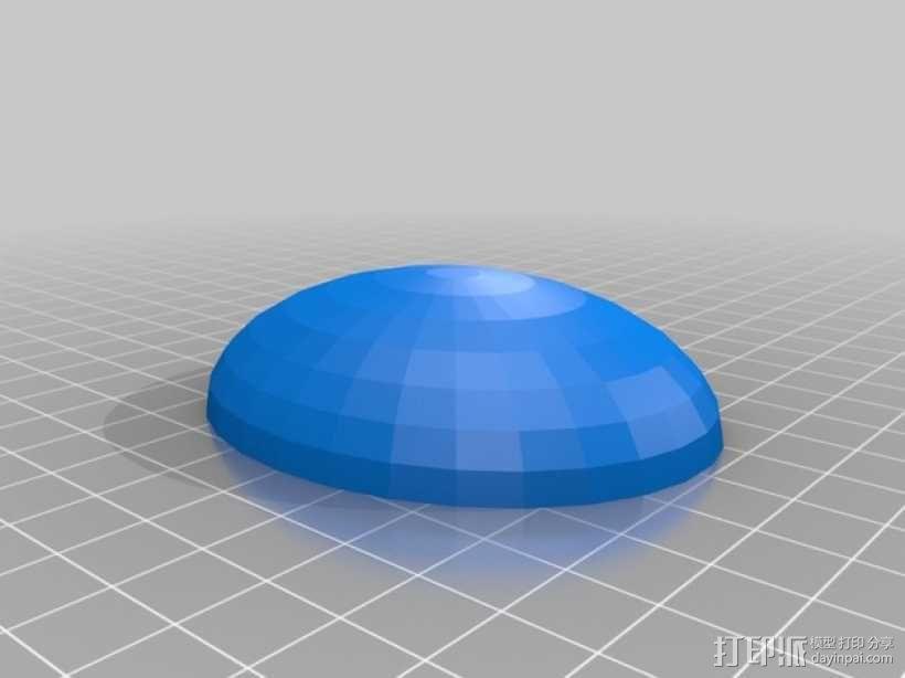 宝石 3D模型  图1