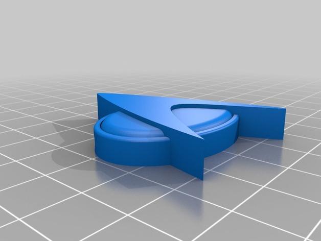 星际迷航通信器 3D模型  图3