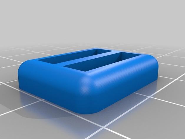 单片眼镜 3D模型  图5