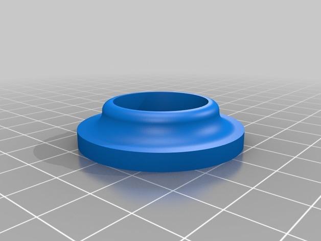 单片眼镜 3D模型  图6