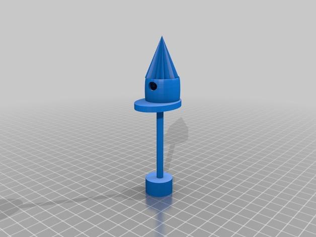 月野兔的权杖 3D模型  图2