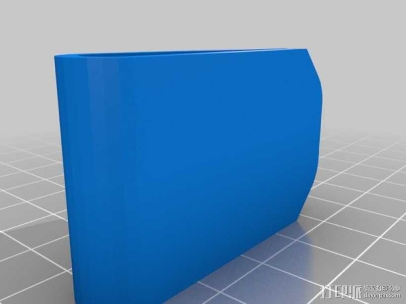 钱夹 3D模型  图2
