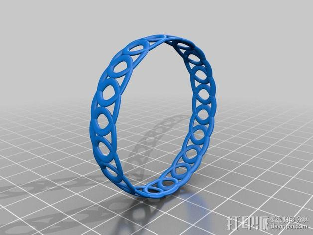 戒指 指环 3D模型  图2
