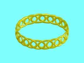 戒指 指环 3D模型