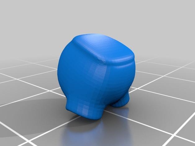 米老鼠戒指盒 3D模型  图9