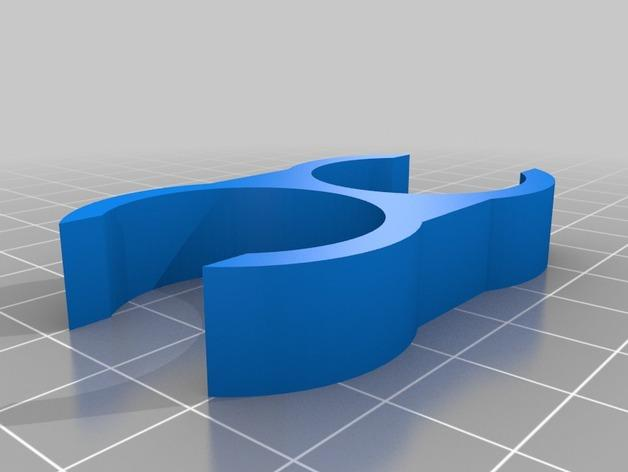 夹箍钩  3D模型  图6