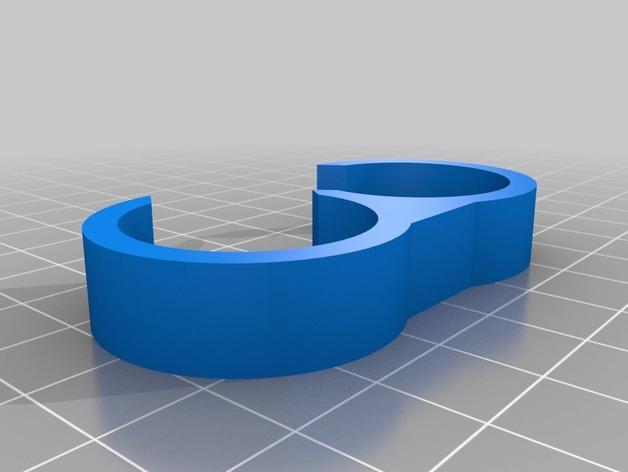 夹箍钩  3D模型  图9