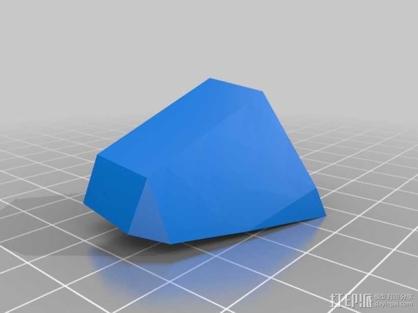 halo 4头盔 3D模型  图3