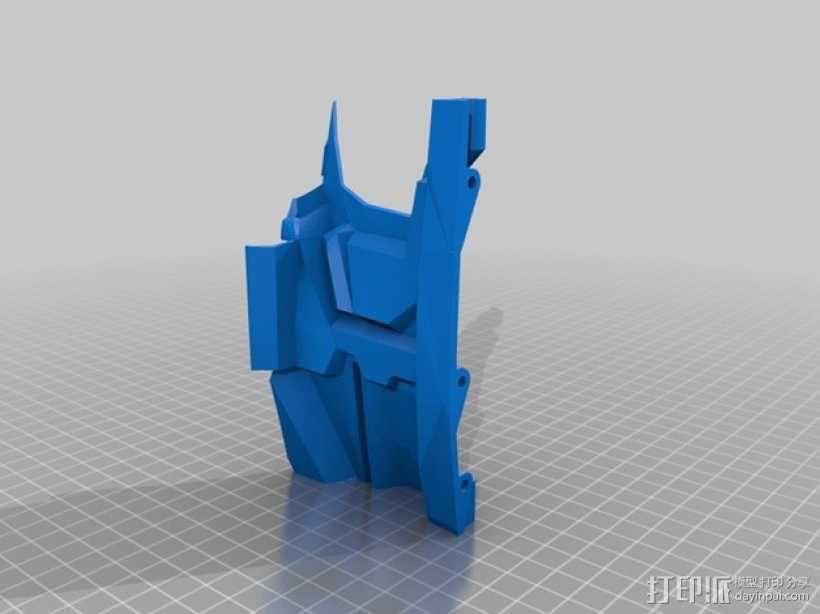 halo 4头盔 3D模型  图7
