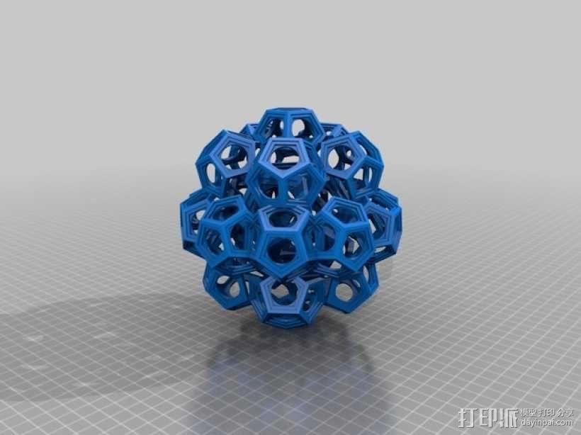 铃铛 3D模型  图3