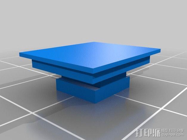 LED指节环 3D模型  图9
