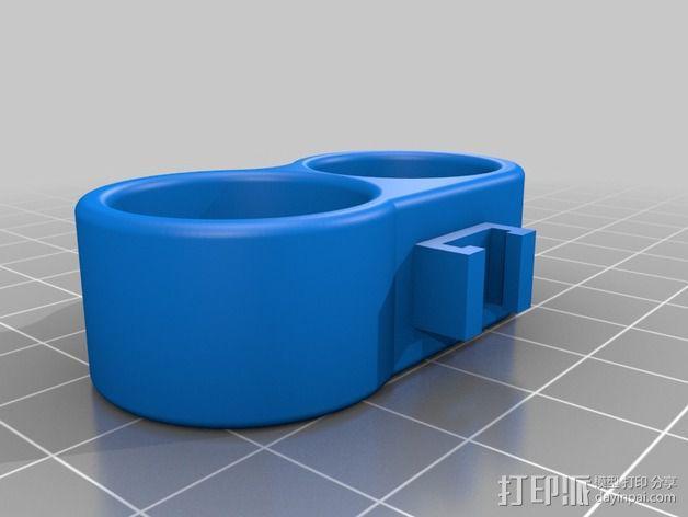 LED指节环 3D模型  图11