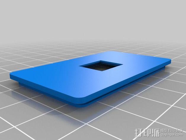 LED指节环 3D模型  图10