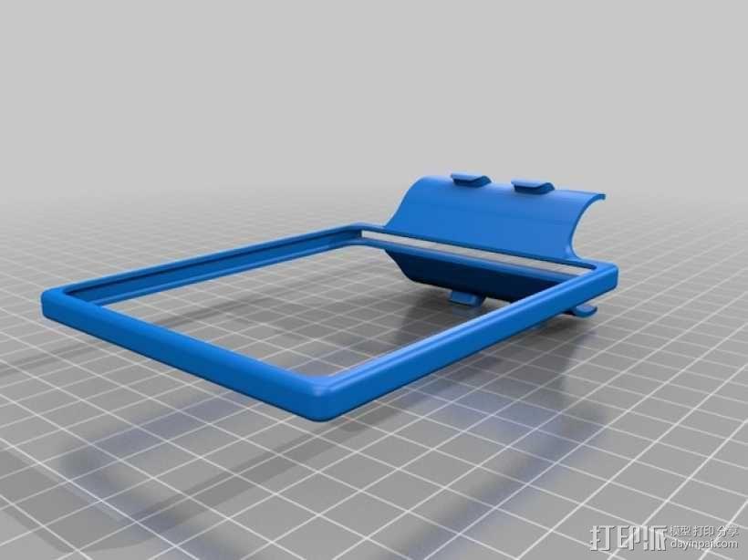 铁人三项计数器 3D模型  图2