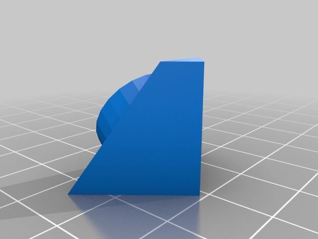 立方体 戒指 3D模型  图4
