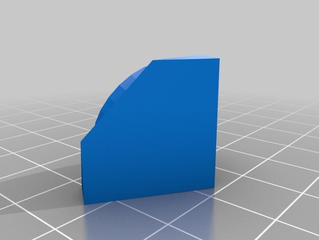 立方体 戒指 3D模型  图5