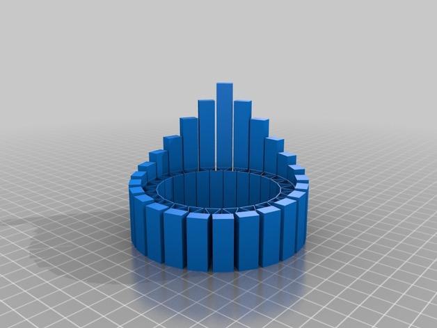 皇冠  3D模型  图2