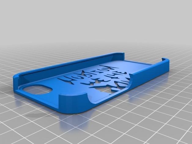 Iphone 手机保护壳 3D模型  图1