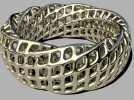参数化网格手环 3D模型 图1