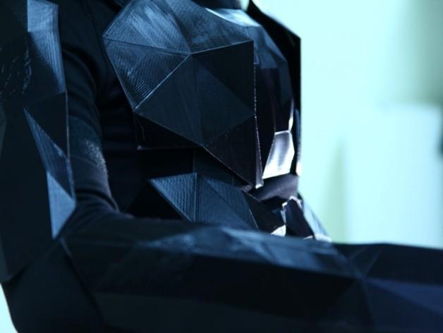 盔甲 3D模型  图3
