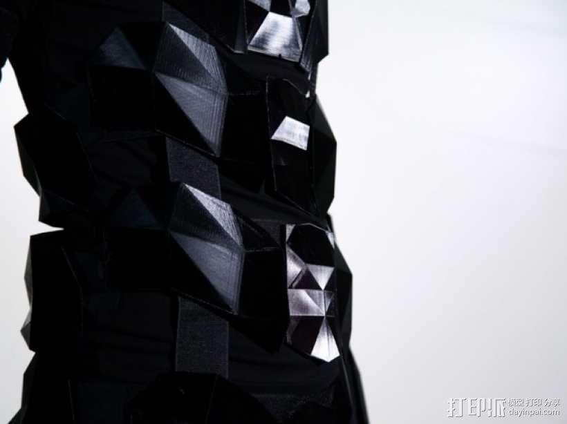盔甲 3D模型  图5