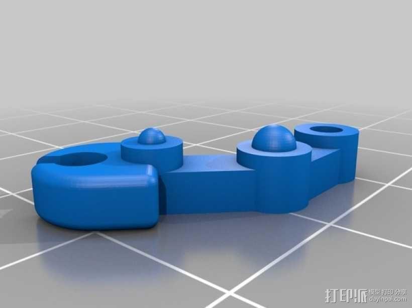 机器人读卡器 3D模型  图7