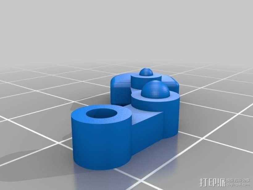 机器人读卡器 3D模型  图8