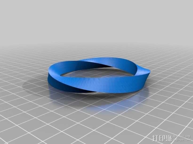 手镯 3D模型  图2