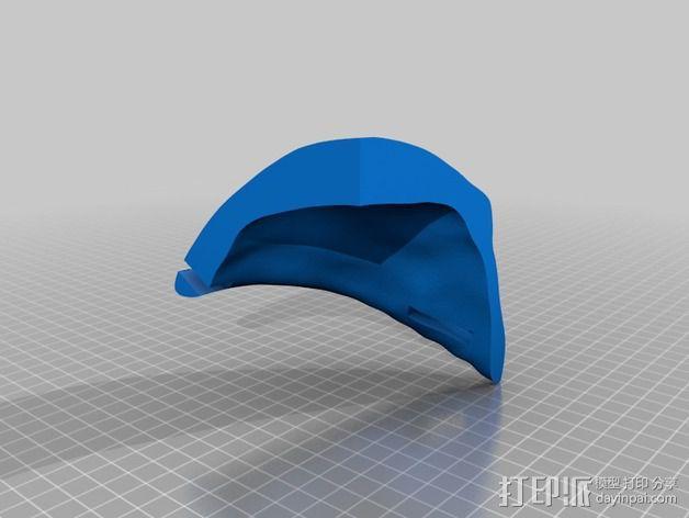 Payday 2收获日 游戏面具 3D模型  图15