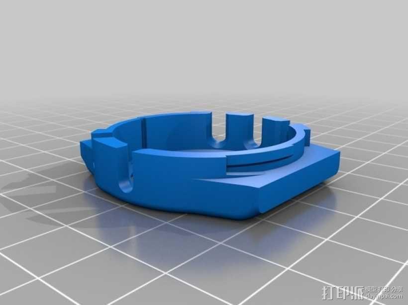 智能运动手表 3D模型  图7