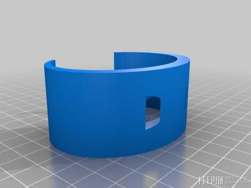 手环 3D模型  图3