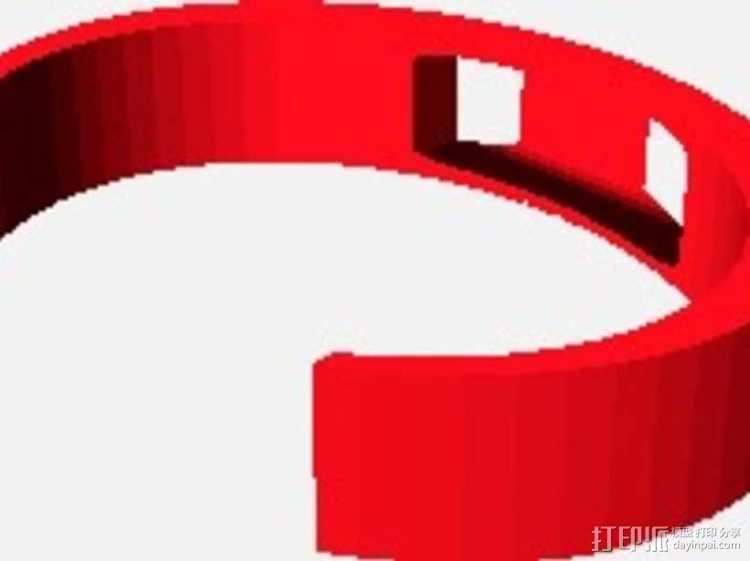 手环 3D模型  图8