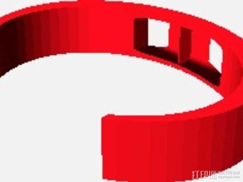手环 3D模型  图7